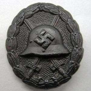 Legion Condor Wound Badge, Black Grade