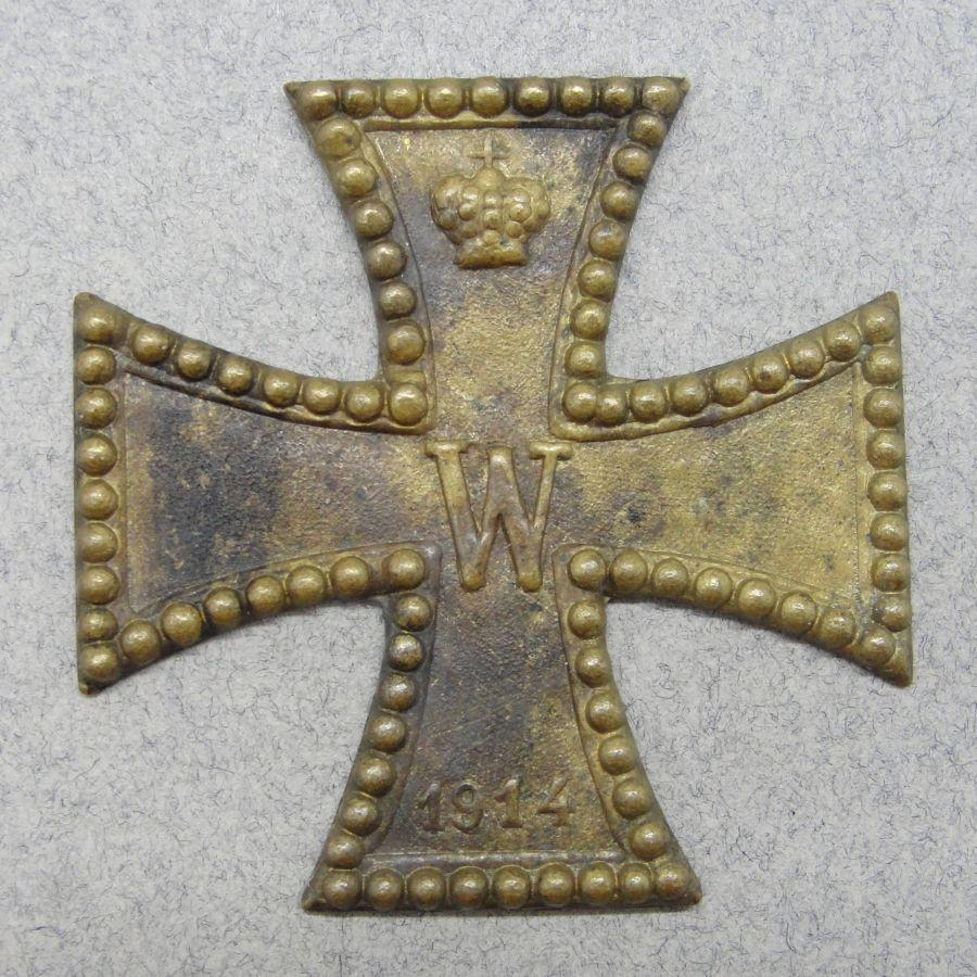 WW1 Iron Cross Device