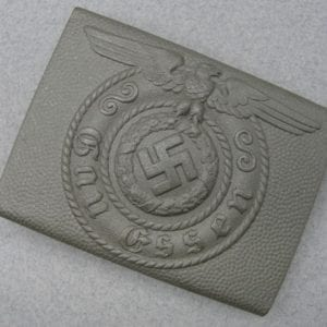 SS Gau Essen EM/NCO's Belt Buckle