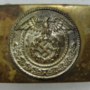 NSDAP Jugend Belt Buckle