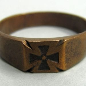 WW1 Patriotic German Ring