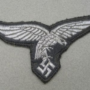 Luftwaffe Officer's Breast Eagle, Drooptail Version