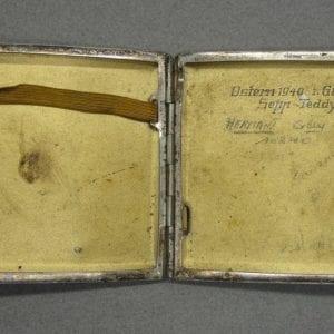 Easter 1940 Cigarette Case