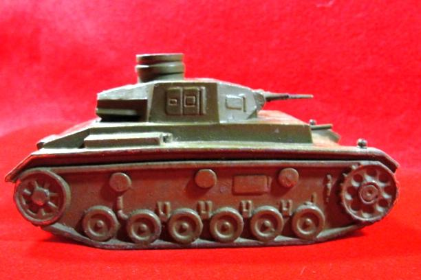 German Tank, US WW2 Produced Training Aid