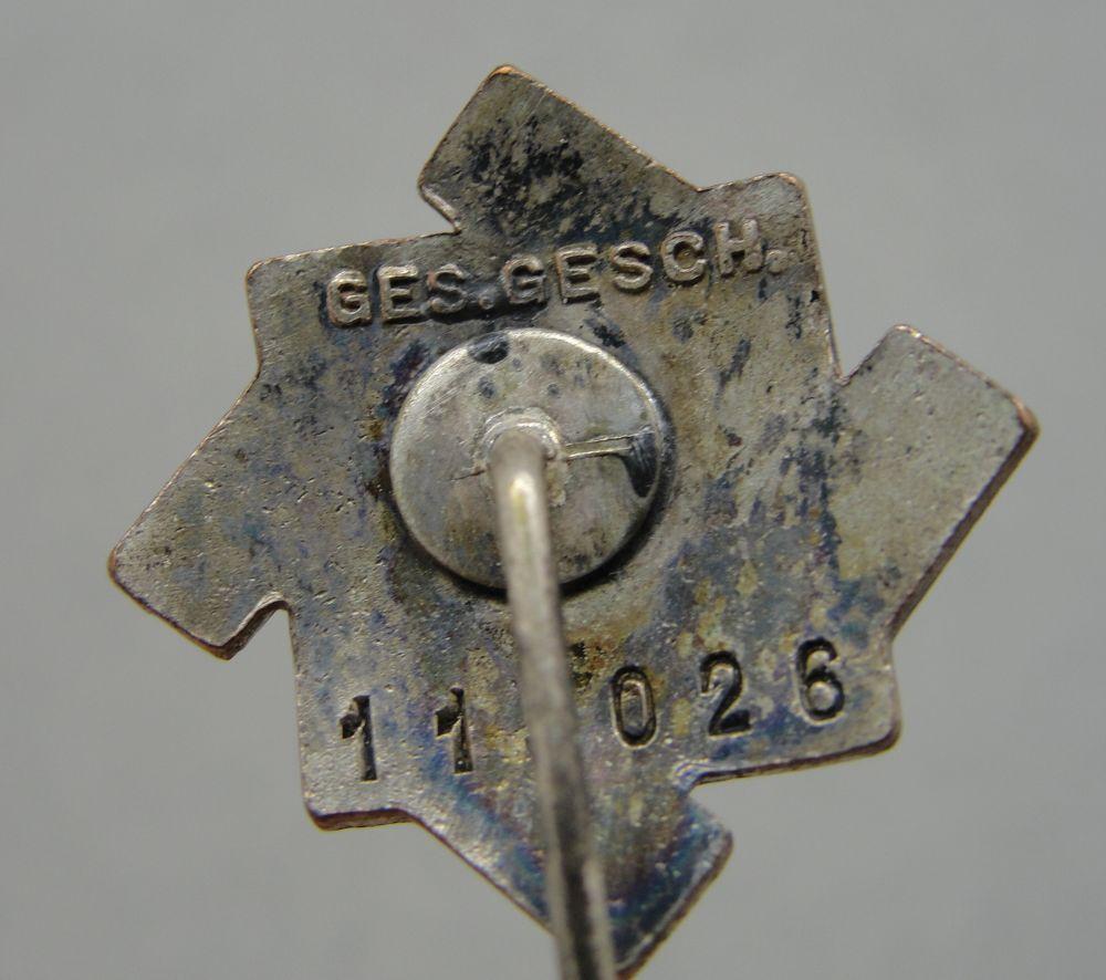 TENO Membership Badge Numbered