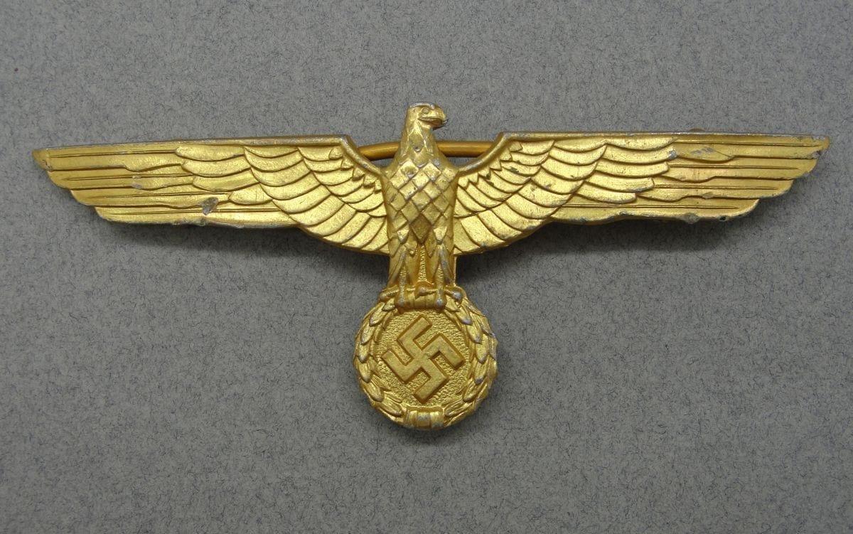 Kriegsmarine Breast Eagle by Maedicke