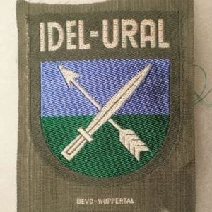 "Bevo ""IDEL-URAL"" Foreign Volunteer Shield"