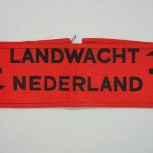 Landwacht Nederland Armband