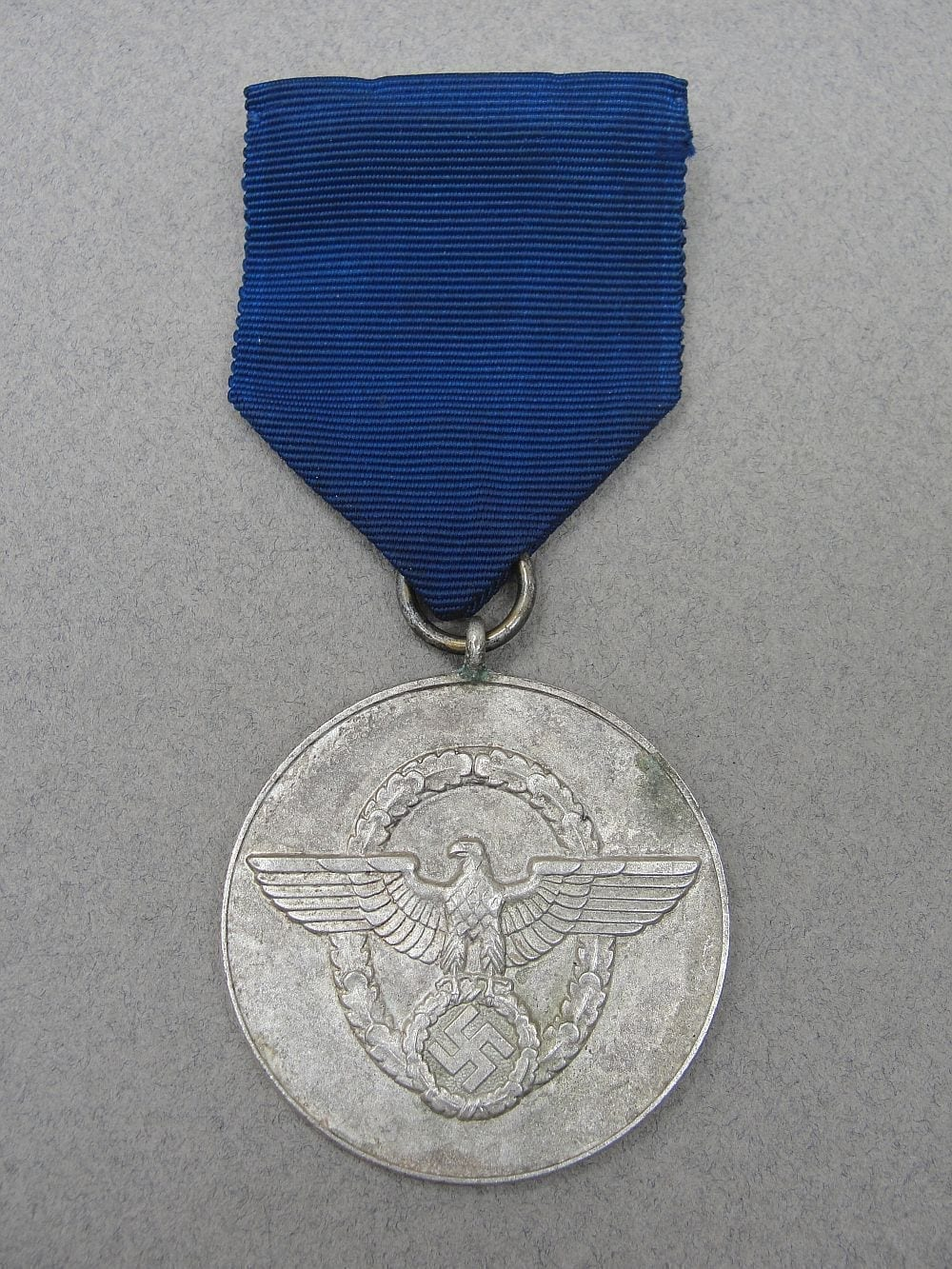 8 Year Police Medal