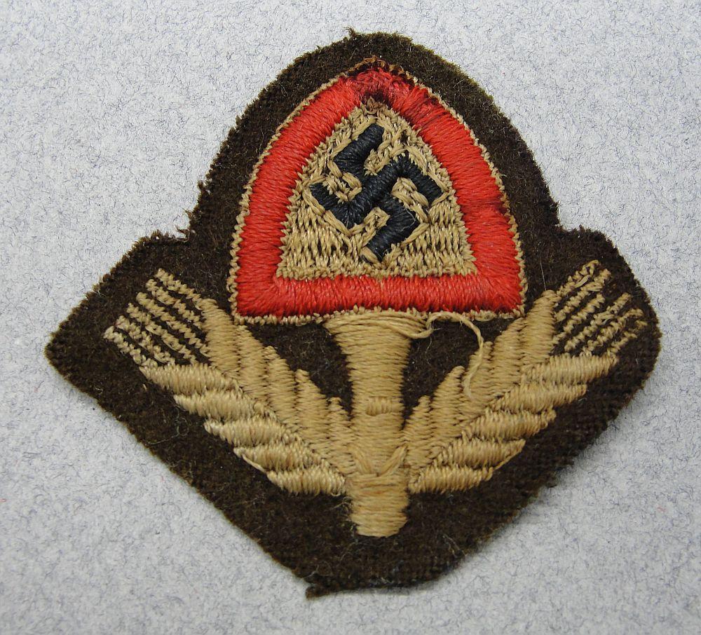 RAD EM/NCOs Cap Insignia