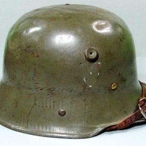 German Child's Helmet