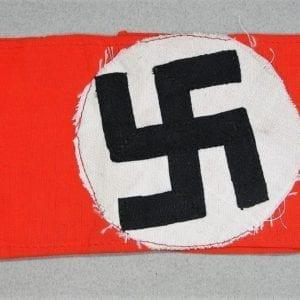 NSDAP Armband - Crude Version