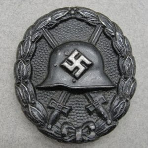 Condor Legion Wound Badge, Black Grade
