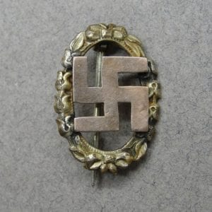 Early Swastika Badge