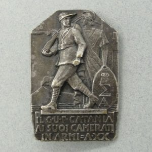 Italian Alpine Unit Badge
