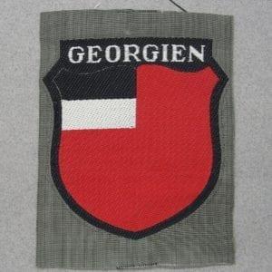 GEORGIEN Foreign Volunteer Shield, Bevo