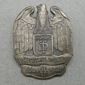 1928 Turnfest Badge