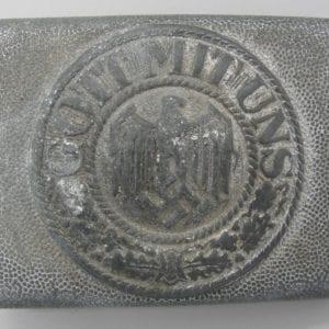 Army EM/NCO's Belt Buckle