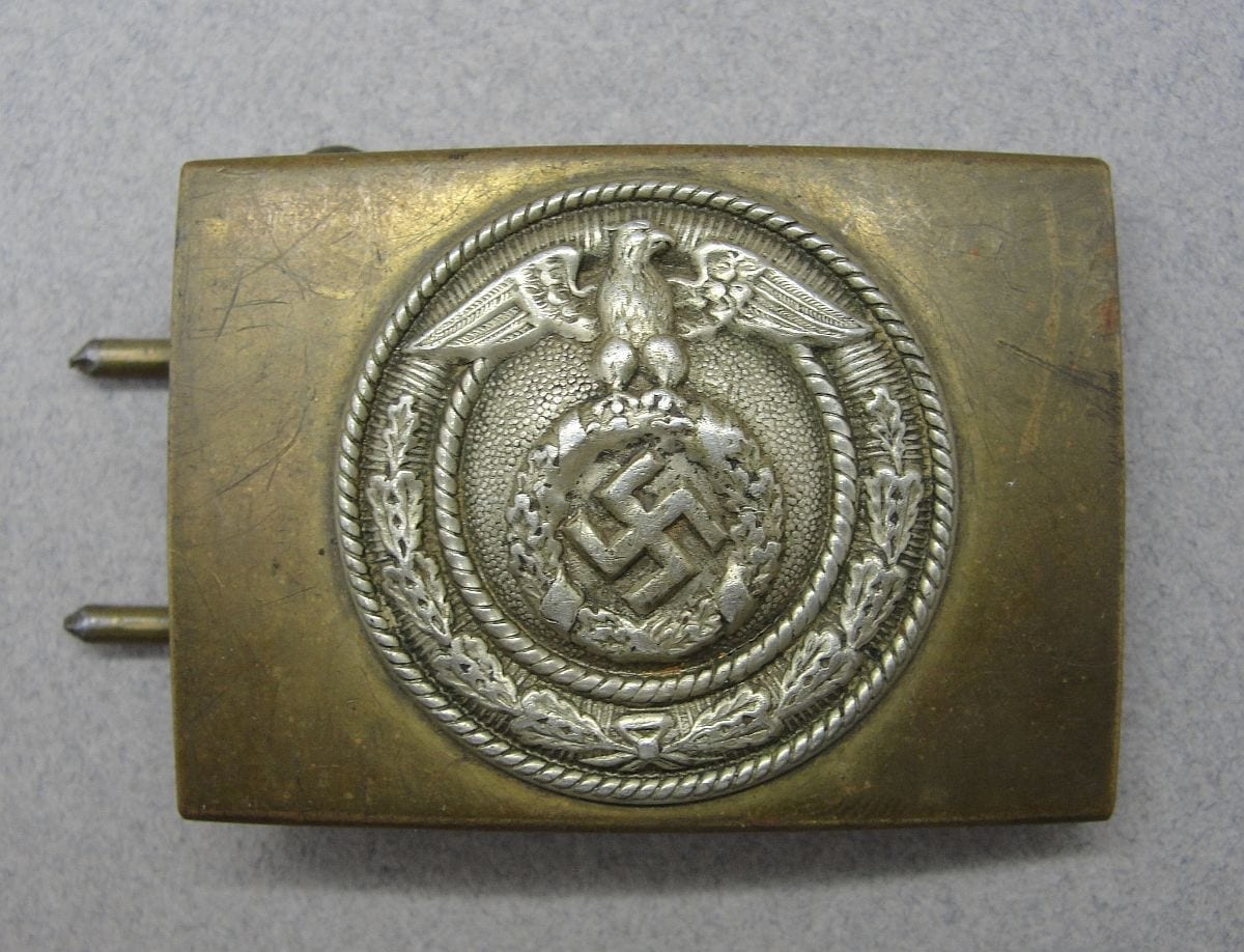 SA Belt Buckle Reduced Size