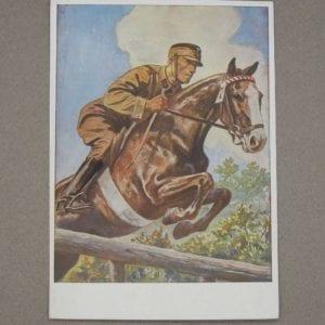 Color SA Propaganda Card