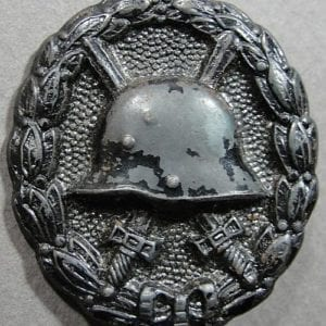 World War One Wound Badge, Black Grade