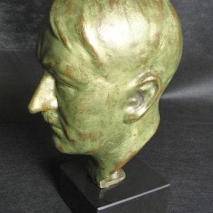 Adolf Hitler Bronze Bust