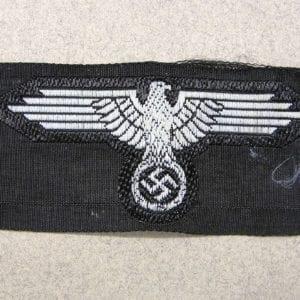 SS EM/NCO's Cap Eagle