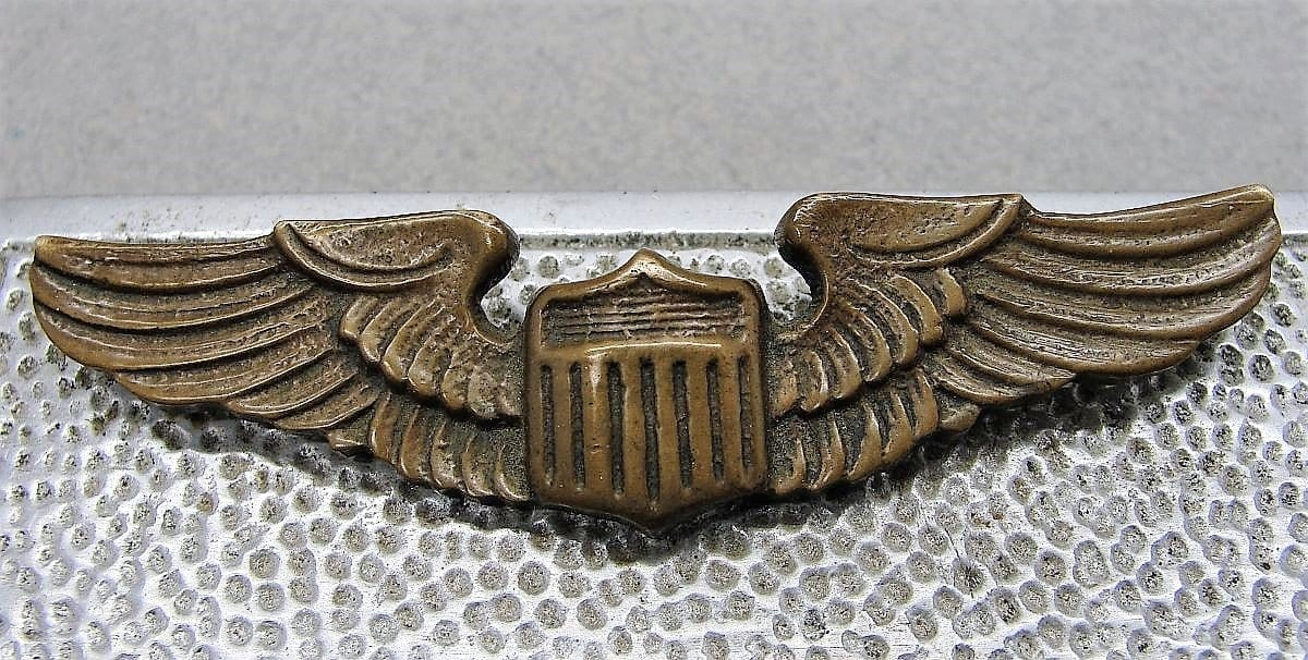 WW2 US Wings Ashtray from Germany