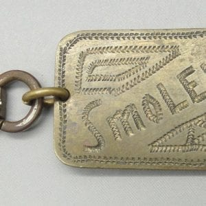 1943 Smolensk Watch Fob