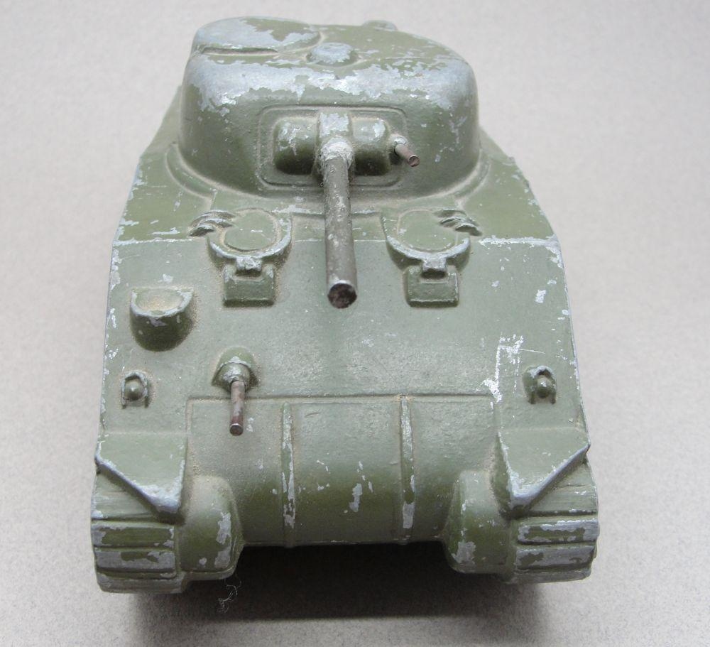 WW2 Sherman Training ID Tank