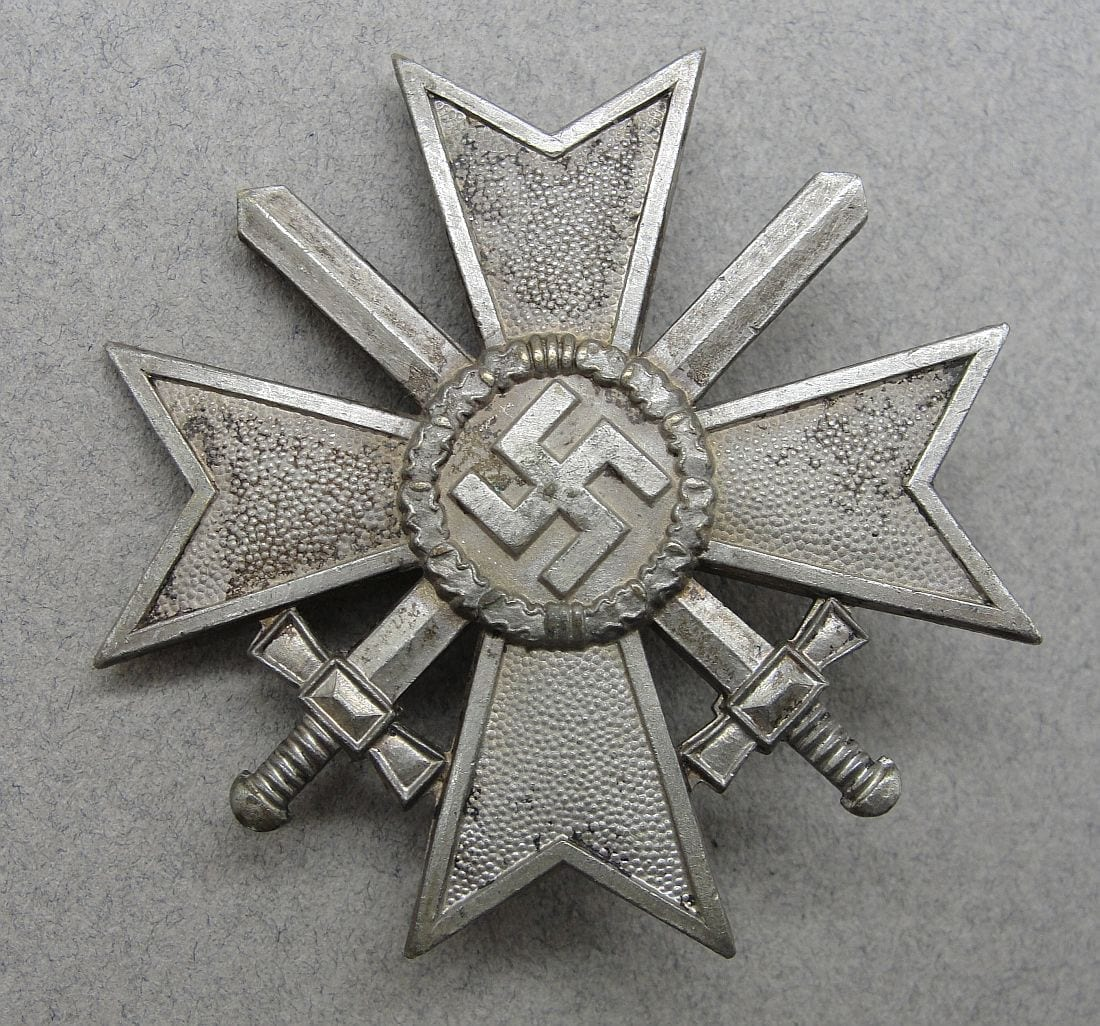 War Merit Cross, First Class, With Swords by Orth