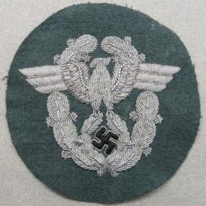 Police Officer's Sleeve Eagle