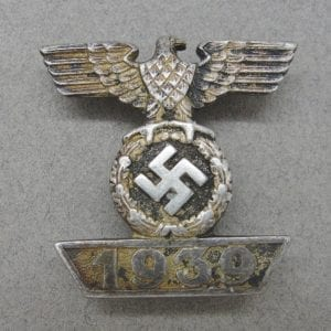 1939 Spange to Iron Cross, Second Class by Ziemer