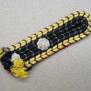 German Reichsbahn Railway Shoulder Board
