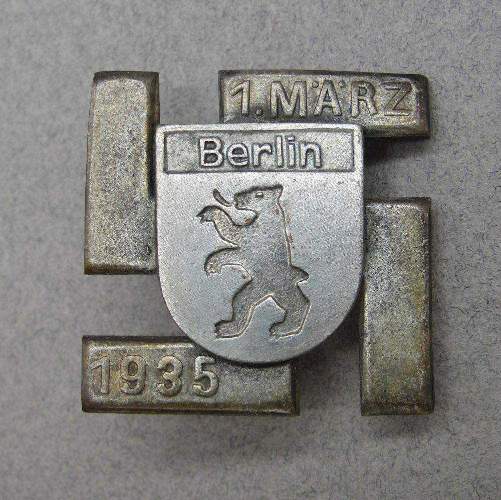 1935 Berlin Tinnie