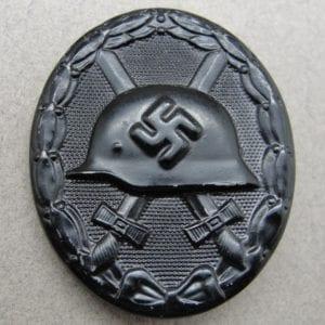 1939 Wound Badge, Black Grade