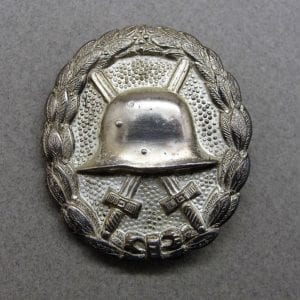 World War 1 Wound Badge, Silver Grade