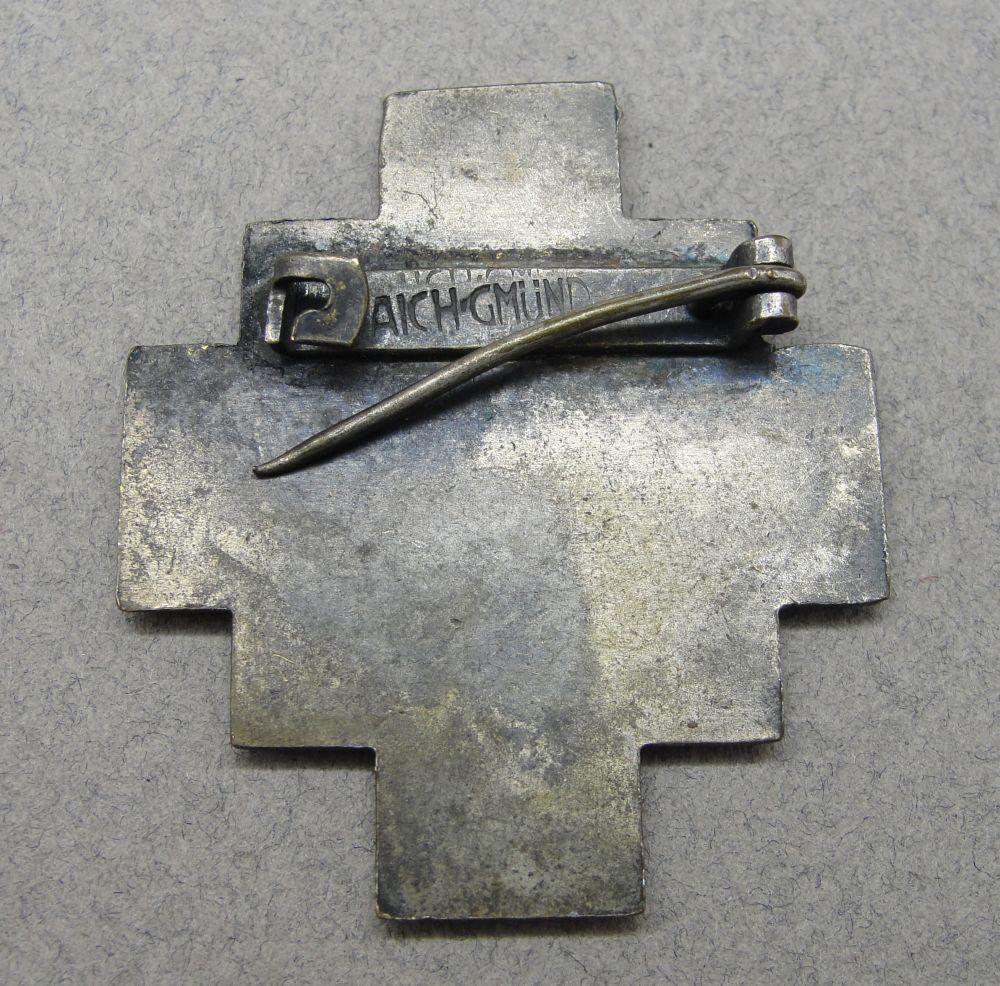 1933 Turnfest Badge