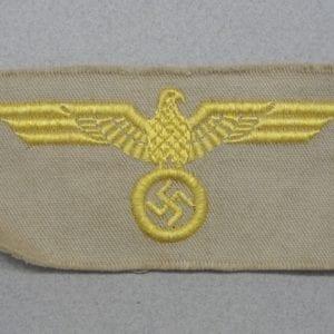 Tropical Kriegsmarine EM/NCO's Breast Eagle