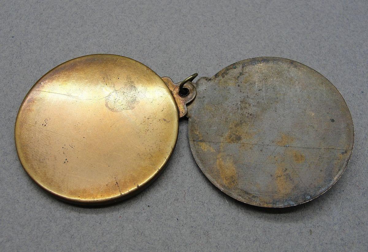 Imperial WW1 Gott Mit Uns Necklace Pendant