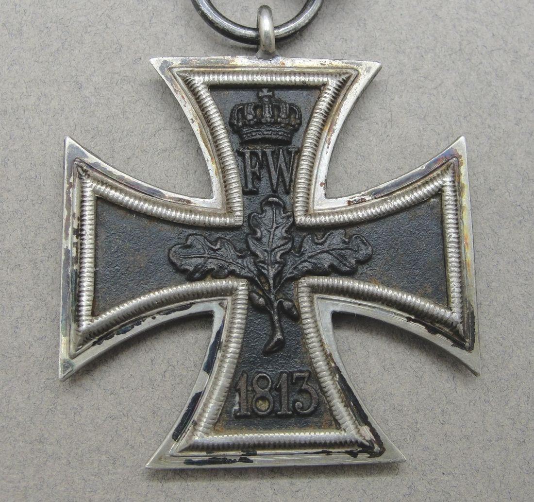 1870 Iron Cross Second Class - Type A