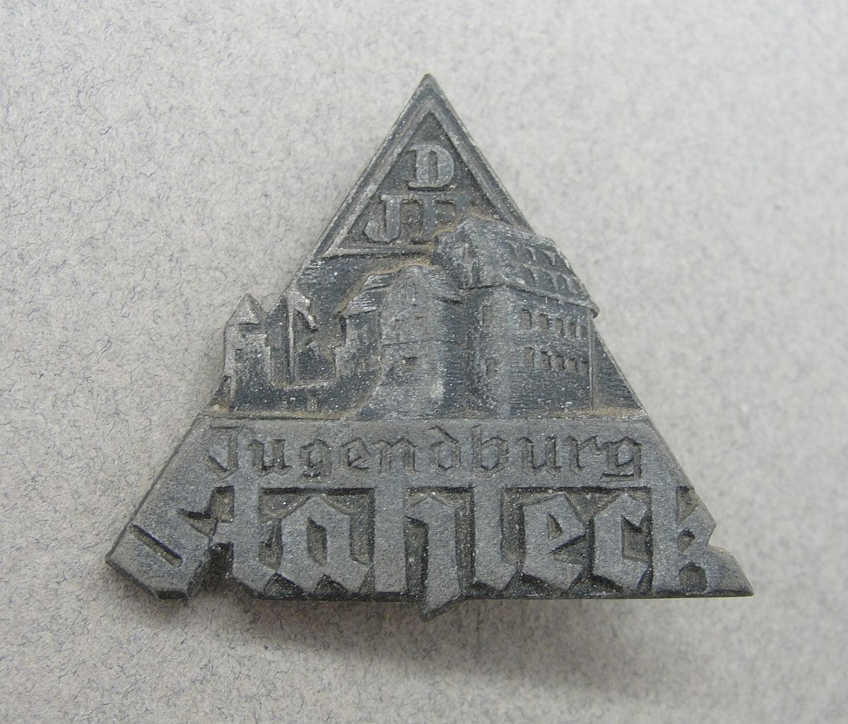 Hitler Youth Jugendburg Castle Hostel Tinnnie