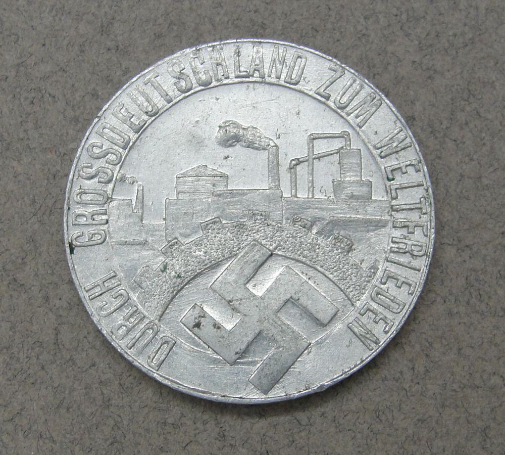 1935 Free the Saar Token