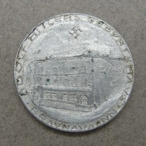 Hitler's Birthplace Token