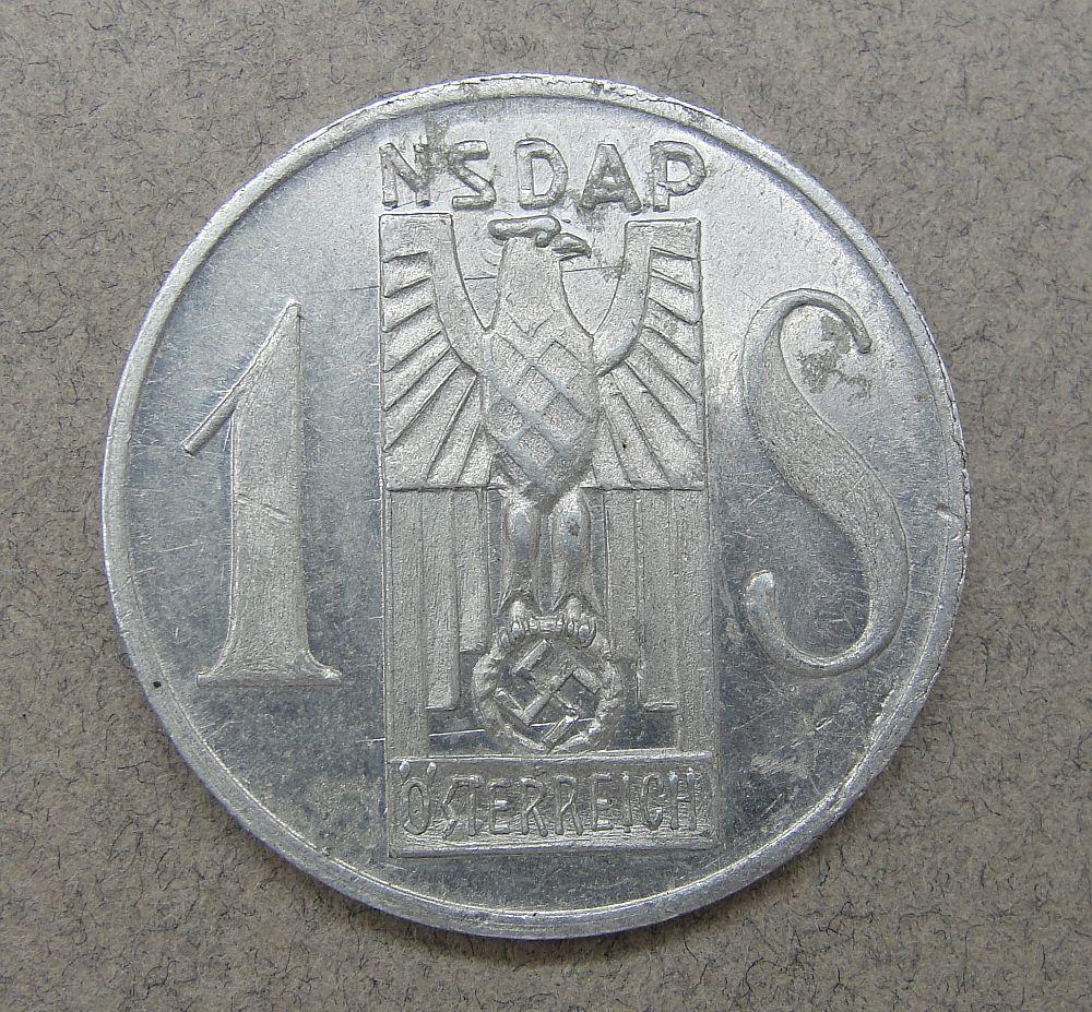 NSDAP in Austria Token