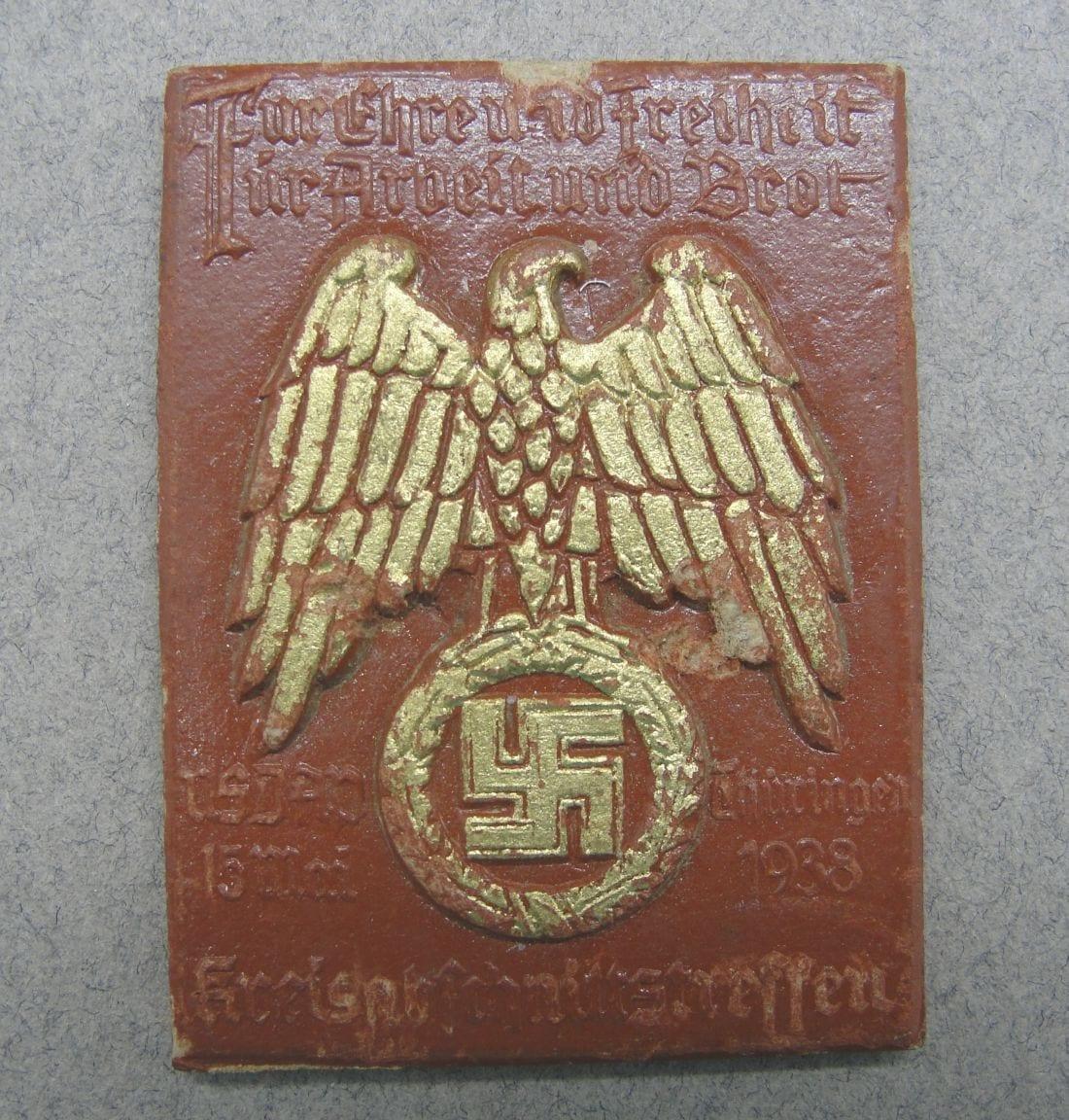 1938 Thüringen Tinnie - Pine Gone