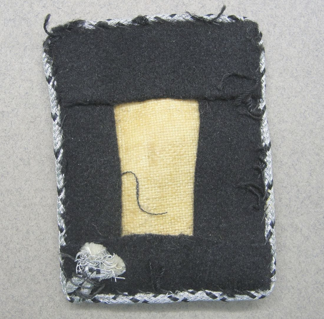 TENO Technische Nothilfe Collar Tab
