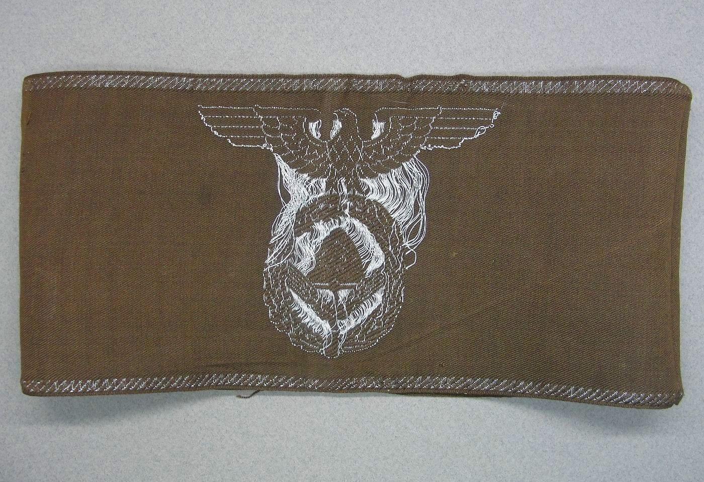 RAD Leader's Armband