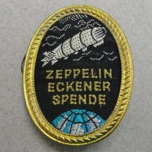 Zeppelin Eckener Spende Badge