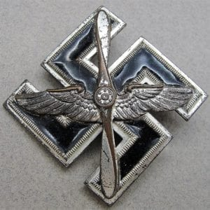 SS - SA -  DLV Flieger Early Pilot's Badge